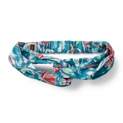 Laranya Floral Woven Headband for Girls | Tea Collection