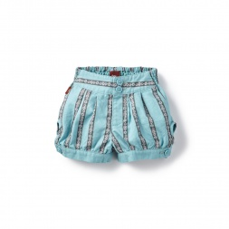 Sohana Cuffed Shorts for Baby Girls | Tea Collection