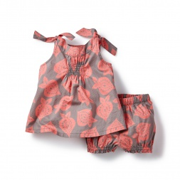Salajama Baby Outfit for Baby Girls | Tea Collection