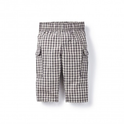 Jahan Check Pants for Baby Boys | Tea Collection