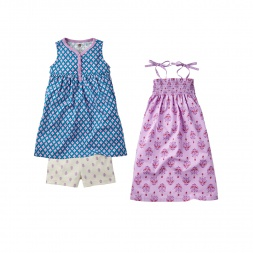 Aakriti Set Outfit for Girls | Tea Collection