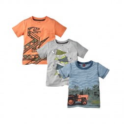 Rituraj Tractor Set Outfit for Boys | Tea Collection