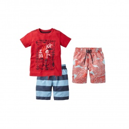 Language of the Sea Set Outfit for Boys | Tea Collection
