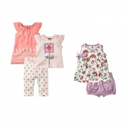 Navina Set Outfit for Baby Girls | Tea Collection