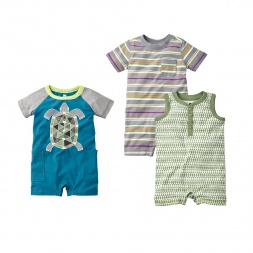 Mithila Turtle Set Outfit for Baby Boys | Tea Collection