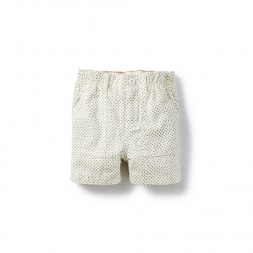 Urvi Utility Shorts for Girls | Tea Collection
