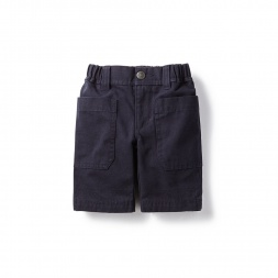 Canvas Cargo Shorts for Little Boys | Tea Collection
