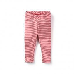 Stripe Baby Leggings for Girls | Tea Collection