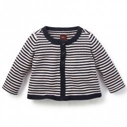 Coastal Cardigan for Baby Girls | Tea Collection