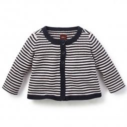 Coastal Cardigan for Baby Girls | Tea Collection