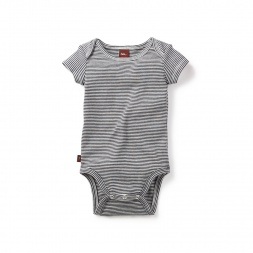 Seaworthy Stripes Bodysuit for Baby Girls | Tea Collection