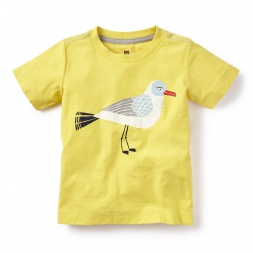 Boys Squawk Graphic Tee | Tea Collection