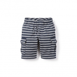 Sea Dog Cargo Shorts for Boys | Tea Collection
