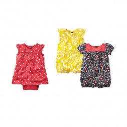 Carefree Coast Set for Baby Girls | Tea Collection