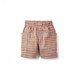 Sabal Striped Shorts for Baby Boys | Tea Collection