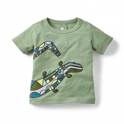 Little Lizard Graphic Tee for Baby Boys | Tea Collection