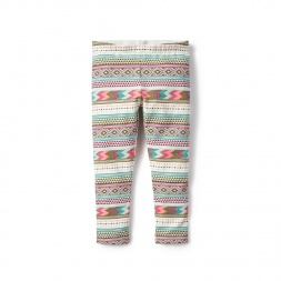 Catamarca Leggings for Little Girls | Tea Collection