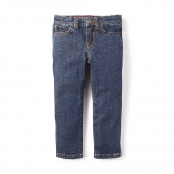 Destination Denim Jeans for Little Girls | Tea Collection