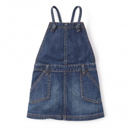 Destination Denim Jumper for Little Girls | Tea Collection