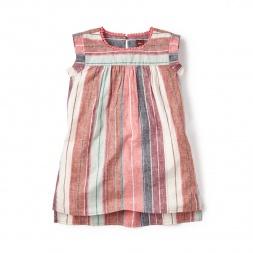 Little Girls Raya Argentina Dress | Tea Collection