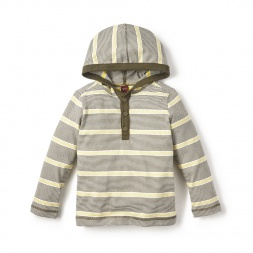 Mendoza Happy Hoodie for Little Boys | Tea Collection