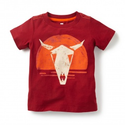 El Toro Graphic Tee for Little Boys | Tea Collection