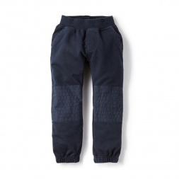 French Terry Moto Pants for Little Boys | Tea Collection