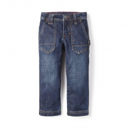 Destination Playwear Jeans for Little Boys | Tea Collection