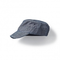Chambray Cadet Hat for Little Boys | Tea Collection