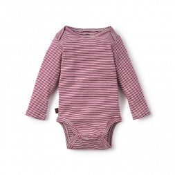 Striped Bodysuit for Baby Girls | Tea Collection