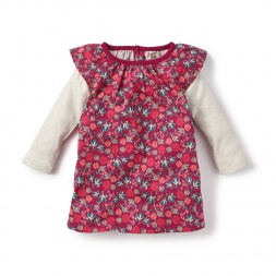 Lucia Double Decker Dress for Baby Girls | Tea Collection