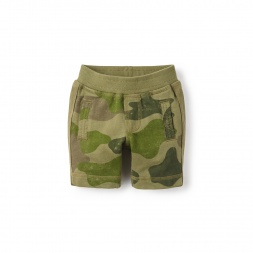 Camo Baby Shorts for Boys | Tea Collection