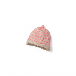 Cerro Bonete Pink Hat for Baby Girls | Tea Collection