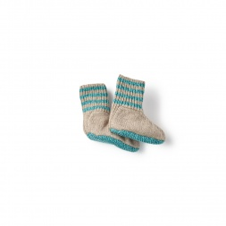 Cerro Bonete Blue Socks for Baby Boys | Tea Collection