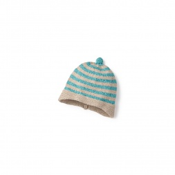 Cerro Bonete Blue Hat for Baby Boys | Tea Collection