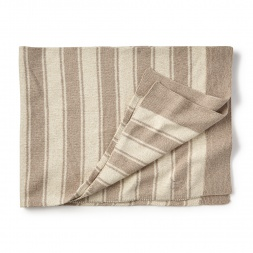 Cerro Bonete Taupe Sweater Blanket fo rBabies | Tea Collection
