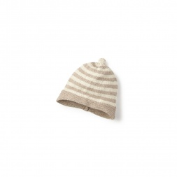 Cerro Bonete Taupe Hat for Babies | Tea Collection