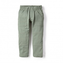 French Terry Playwear Pants | Tea Collection