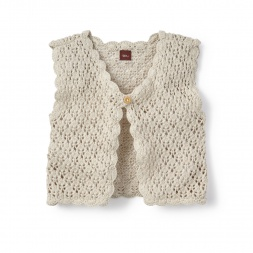 Catalina Lace Cardigan for Little Girls | Tea Collection