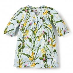 Little Girls Rio Gallegos Henley Dress | Tea Collection