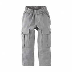 French Terry Cargo Pants | Tea Collection