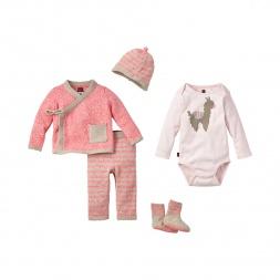 Cerro Bonete Pink Set