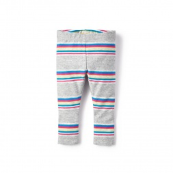 Striped La Paz Baby Leggings for Girls | Tea Collection