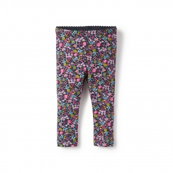 Flor Bonita Baby Leggings for Girls | Tea Collection