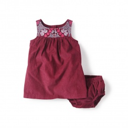 Yacuiba Embroidered Jumper for Baby Girls | Tea Collection