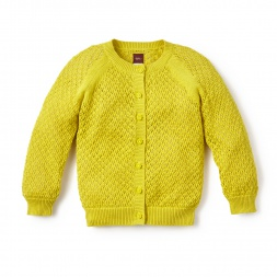 Monica Cardigan for Little Girls | Tea Collection
