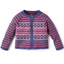 Little Girls Antonia Cardigan | Tea Collection