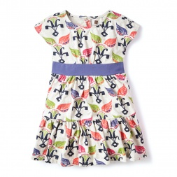 Floral Girls Sucre Dress | Tea Collection