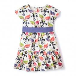 Floral Girls Sucre Dress | Tea Collection