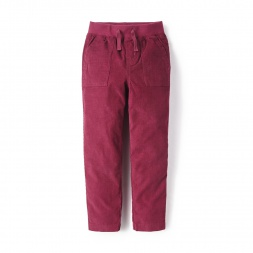 Cord Playwear Pants for Little Girls | Tea Collection